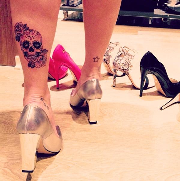 tatuagem-de-caveira-mexicana