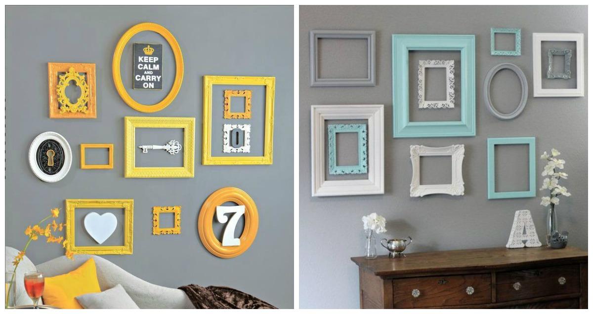 Decoraçao Com Foto ~ Decoraç u00e3o com quadros 7 formas criativas de decorar