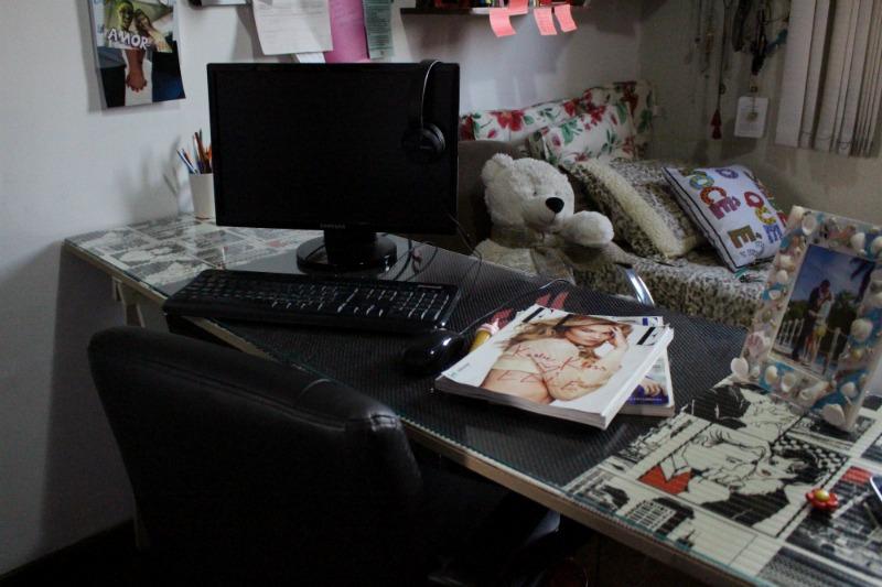 home-office-pequeno-decoração
