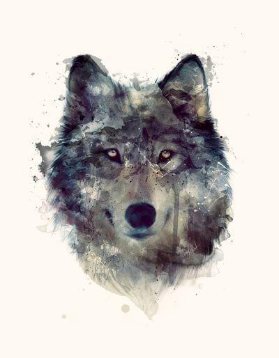 Inspiração-desenho-tatuagem-de-lobo-1