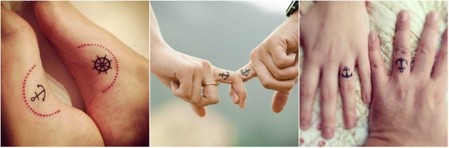 couple tattoo