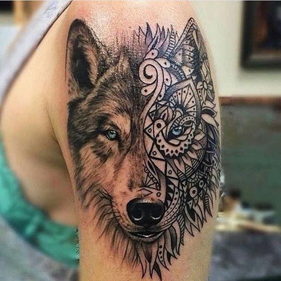 tatuagem-de-lobo-1
