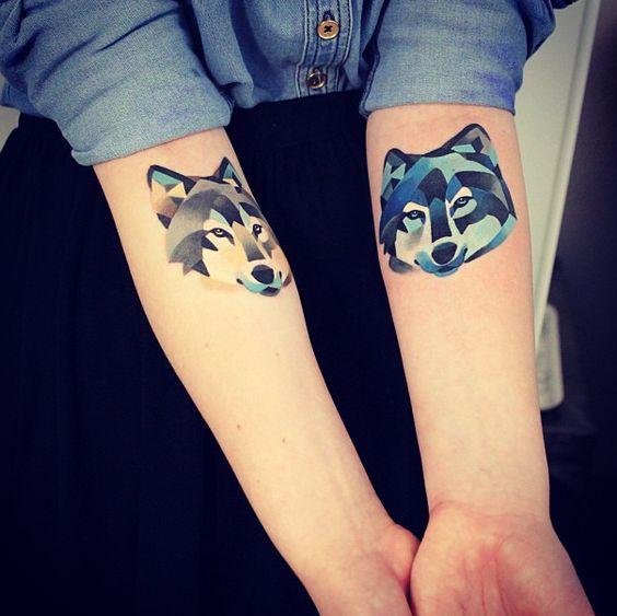 tatuagem-de-lobo-sem-contorno