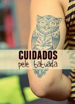 Cuidados com a tatuagem