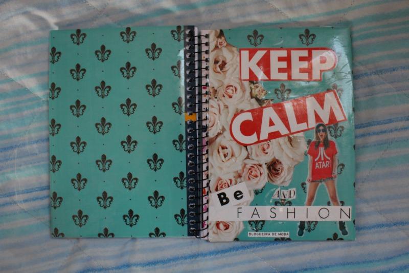 caderno pronto Como personalizar caderno