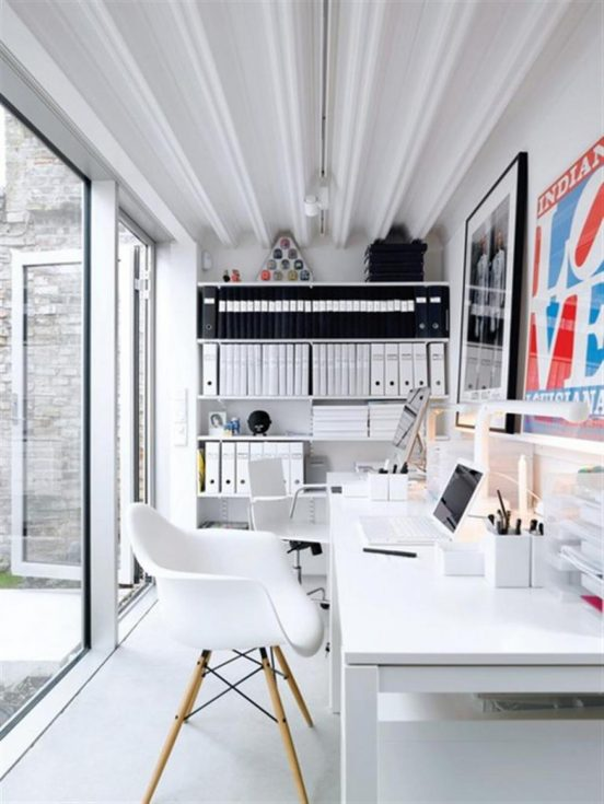 stylish-home-office-space-ideas-in-white-contemporary-home-office-design