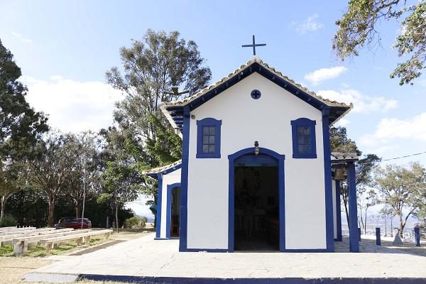 passeio em sete lagoas capela santa helena