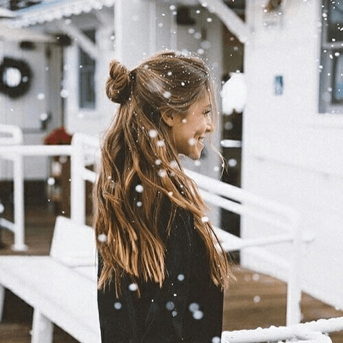 Fotos na neve tumblr