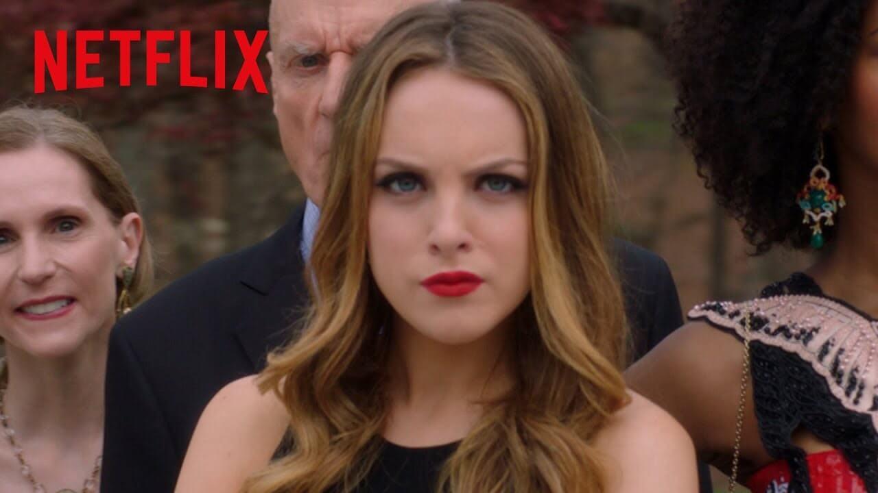 série dinastia Netflix fallon