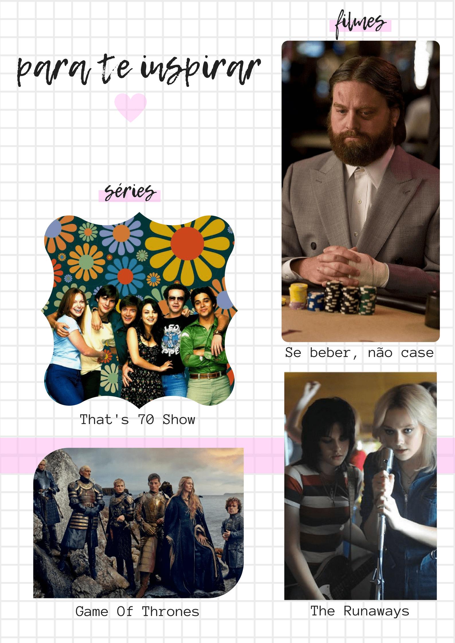 festa tematica inspiracoes filmes