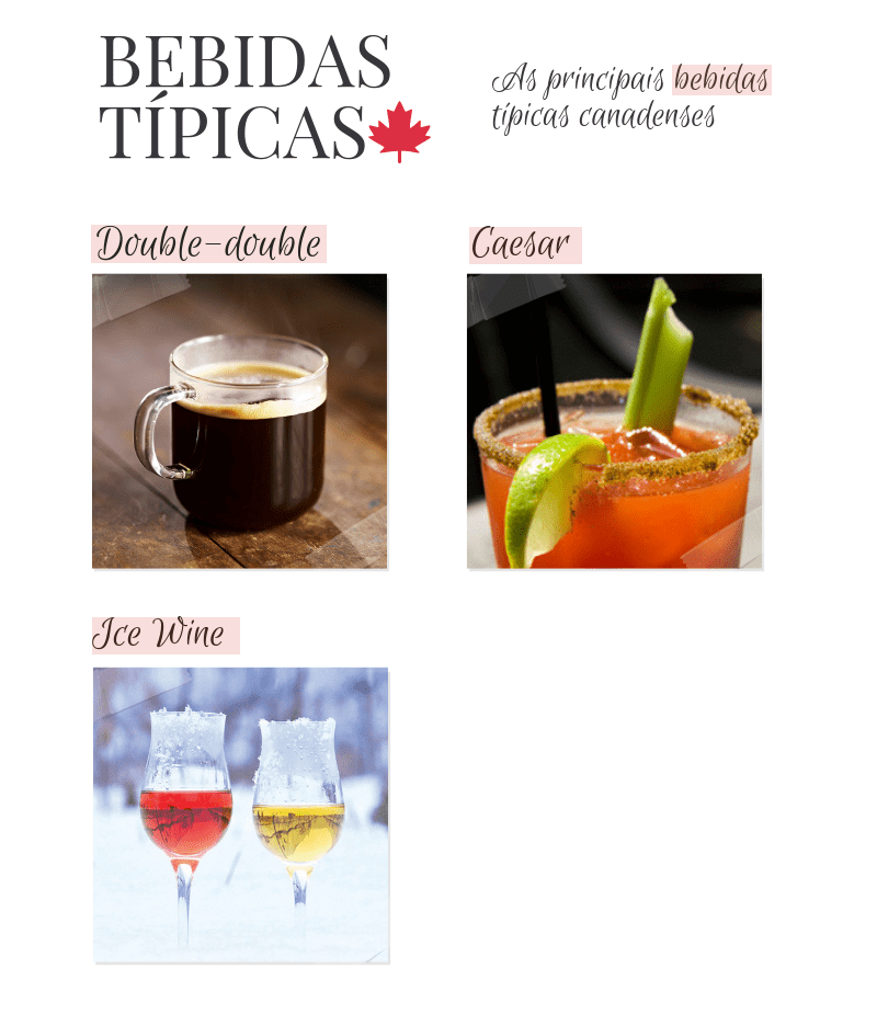 bebidas tipicas canadenses intercambio canada