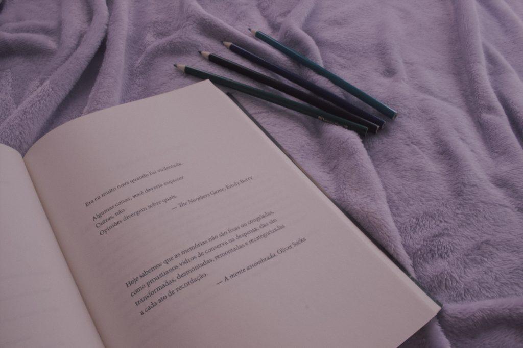em aguas sombrias livro resenha