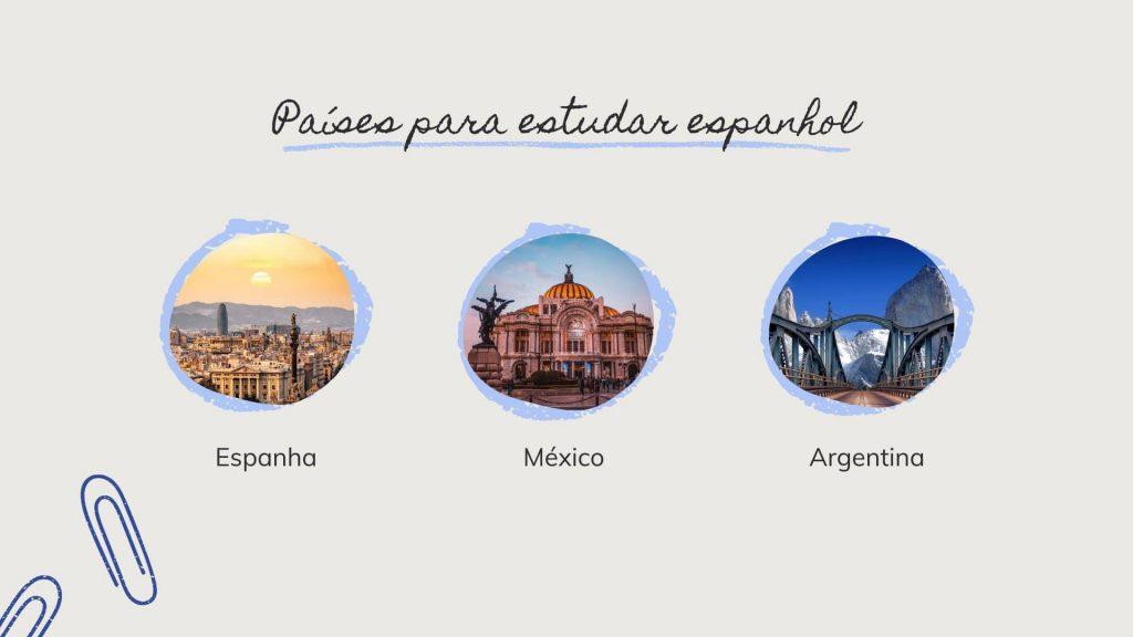 paises-para-fazer-intercambio-espanhol