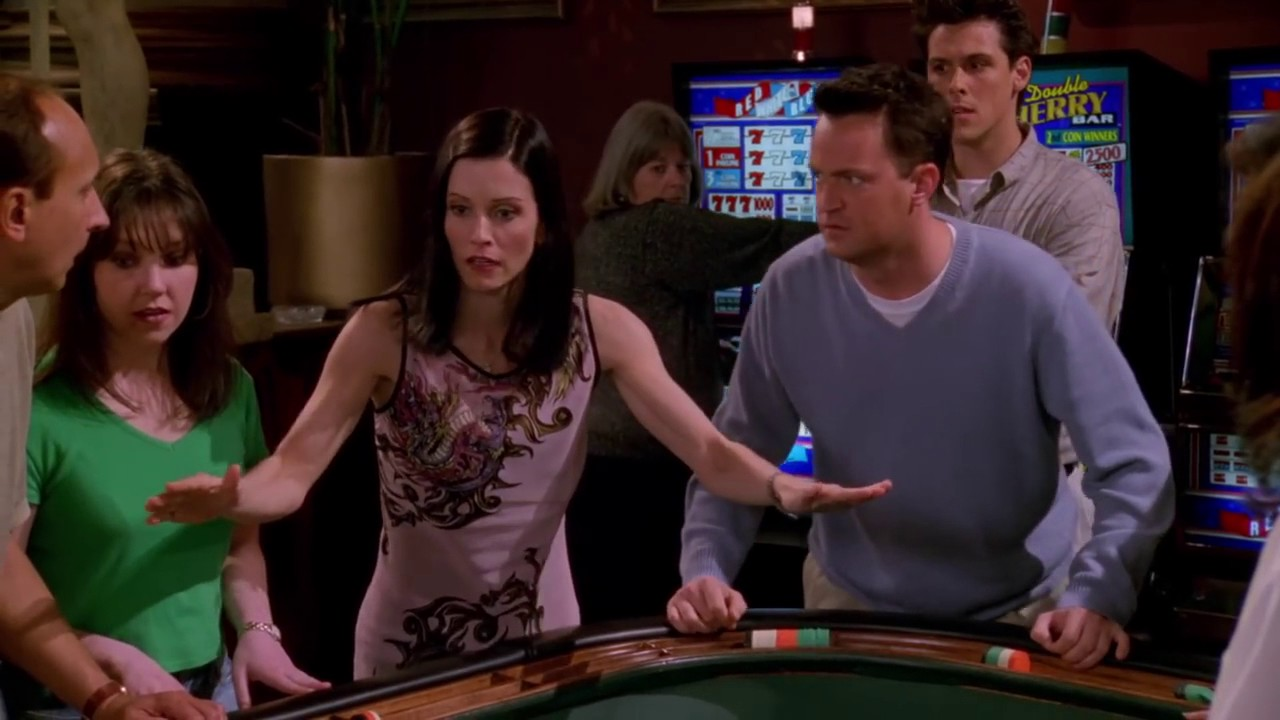 friends las vegas episode trilha sonora