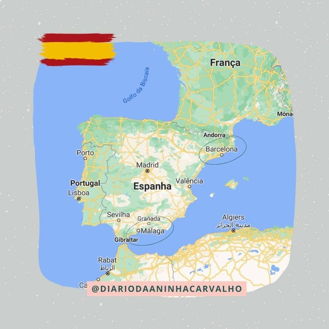 destinos intercambio espanha ef