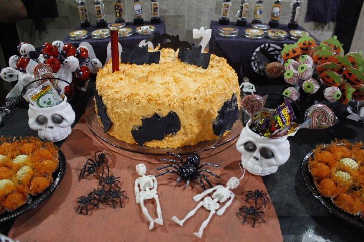 Decoraç u00e3o festa de Halloween detalhes que fazem a diferença -> Decoração De Festa De Aniversario Halloween